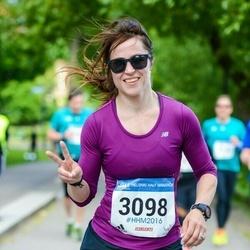 Helsinki Half Marathon - Tiina Sund (3098)