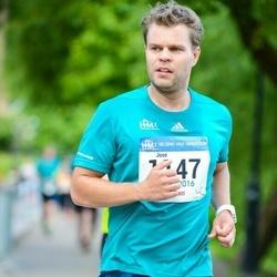 Helsinki Half Marathon - Jose Korhonen (1147)