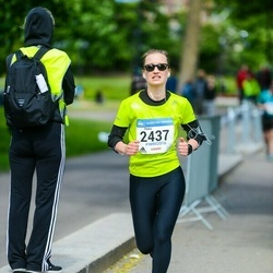 Helsinki Half Marathon - Petra Tuisku (2437)