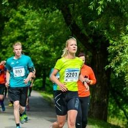 Helsinki Half Marathon - Mari Siivonen (2201)