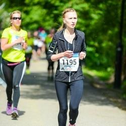 Helsinki Half Marathon - Susanna Kovalainen (1195)