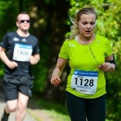 Helsinki Half Marathon - Annika Komulainen (1128)