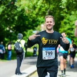 Helsinki Half Marathon - Janne Hosio (799)