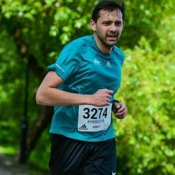 Helsinki Half Marathon - Marcin Weisbrot (3274)