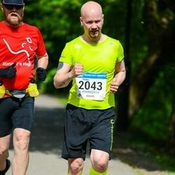 Helsinki Half Marathon - Heikki Romppainen (2043)