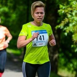 Helsinki Half Marathon - Leena Hietanen (741)