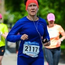 Helsinki Half Marathon - Minna Salli (2117)