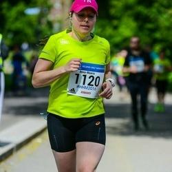 Helsinki Half Marathon - Anna-Maaria Kokkonen (1120)