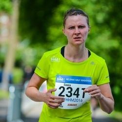 Helsinki Half Marathon - Saara Sälpäkivi (2341)