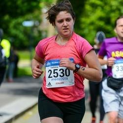 Helsinki Half Marathon - Victoria Veach (2530)