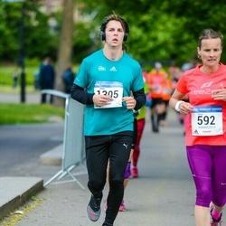 Helsinki Half Marathon - Elias Laine (1305)