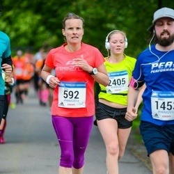 Helsinki Half Marathon - Irma Garam (592)