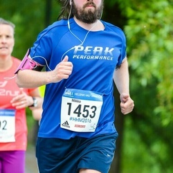 Helsinki Half Marathon - Mikko Linsén (1453)