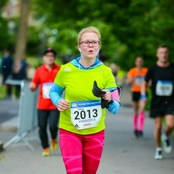 Helsinki Half Marathon - Sanna Reunanen (2013)