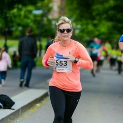 Helsinki Half Marathon - Riikka Fager (553)