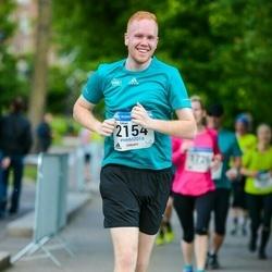 Helsinki Half Marathon - Sakari Saukkonen (2154)
