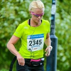 Helsinki Half Marathon - Jessica Södergård (2345)