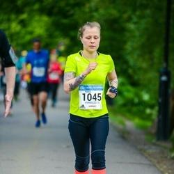 Helsinki Half Marathon - Hanna Kauppinen (1045)