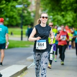 Helsinki Half Marathon - Kaisa Harrington (664)