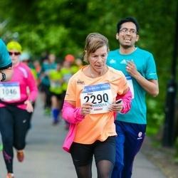 Helsinki Half Marathon - Raija Strömberg (2290)