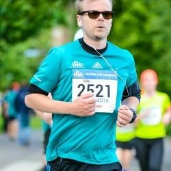 Helsinki Half Marathon - Ville Vartiainen (2521)