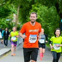 Helsinki Half Marathon - Michal Pitin (2988)
