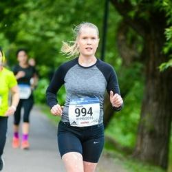 Helsinki Half Marathon - Daniela Kankkonen (994)