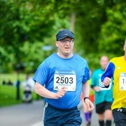 Helsinki Half Marathon - Tuomas Valmari (2503)