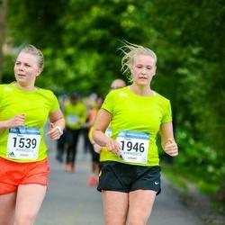 Helsinki Half Marathon - Paula Päivänranta (1946)