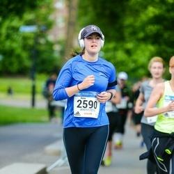 Helsinki Half Marathon - Anna Vuorenlinna (2590)