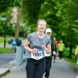 Helsinki Half Marathon - Sanna Luoma (1480)