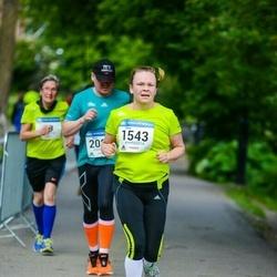 Helsinki Half Marathon - Elina Martikainen (1543)