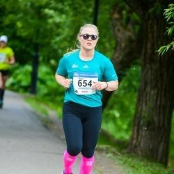 Helsinki Half Marathon - Ruusu Halttunen (654)
