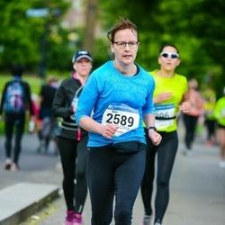 Helsinki Half Marathon - Nina Vuorela (2589)