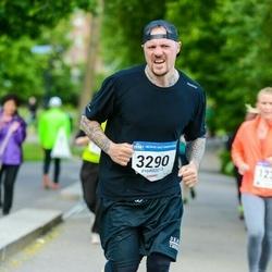 Helsinki Half Marathon - Tom Hamara (3290)