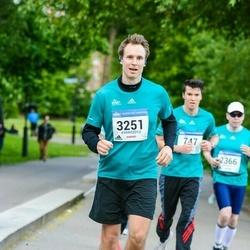 Helsinki Half Marathon - Tuomas Paavola (3251)
