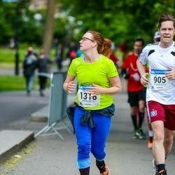 Helsinki Half Marathon - Jutta Laitinen (1316)