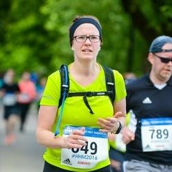 Helsinki Half Marathon - Lissu Halonen (649)