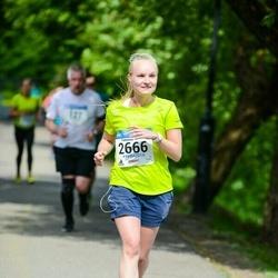 Helsinki Half Marathon - Fabienne Zogg (2666)