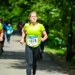 Helsinki Half Marathon - Susanna Kinnunen (1078)