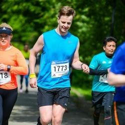 Helsinki Half Marathon - Hannu Paara (1773)