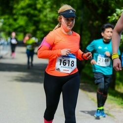 Helsinki Half Marathon - Pia Mykkänen (1618)