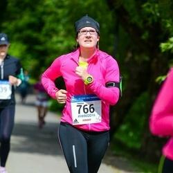 Helsinki Half Marathon - Henna Hirvonen (766)