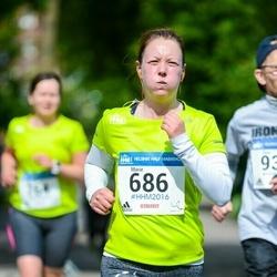 Helsinki Half Marathon - Marie Hedberg (686)
