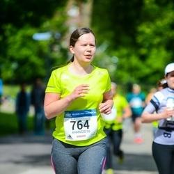 Helsinki Half Marathon - Eija Hirvinen (764)