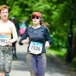 Helsinki Half Marathon - Heljä Manninen (1526)