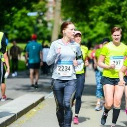 Helsinki Half Marathon - Seija Sirkiä (2234)
