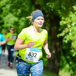 Helsinki Half Marathon - Leena Hyväri (832)