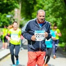 Helsinki Half Marathon - Manjit Singh (2216)