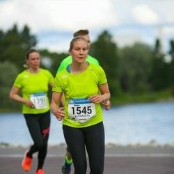 Helsinki Half Marathon - Noora Martikainen (1545)
